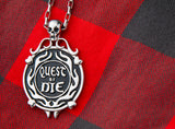 PIXAR'S ONWARD Quest or Die Necklace