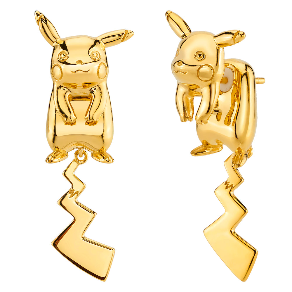 Pokémon X RockLove Pikachu Earrings