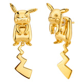 Pokemon X RockLove Pikachu Earrings