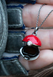 Pokémon X RockLove Poké Ball Locket