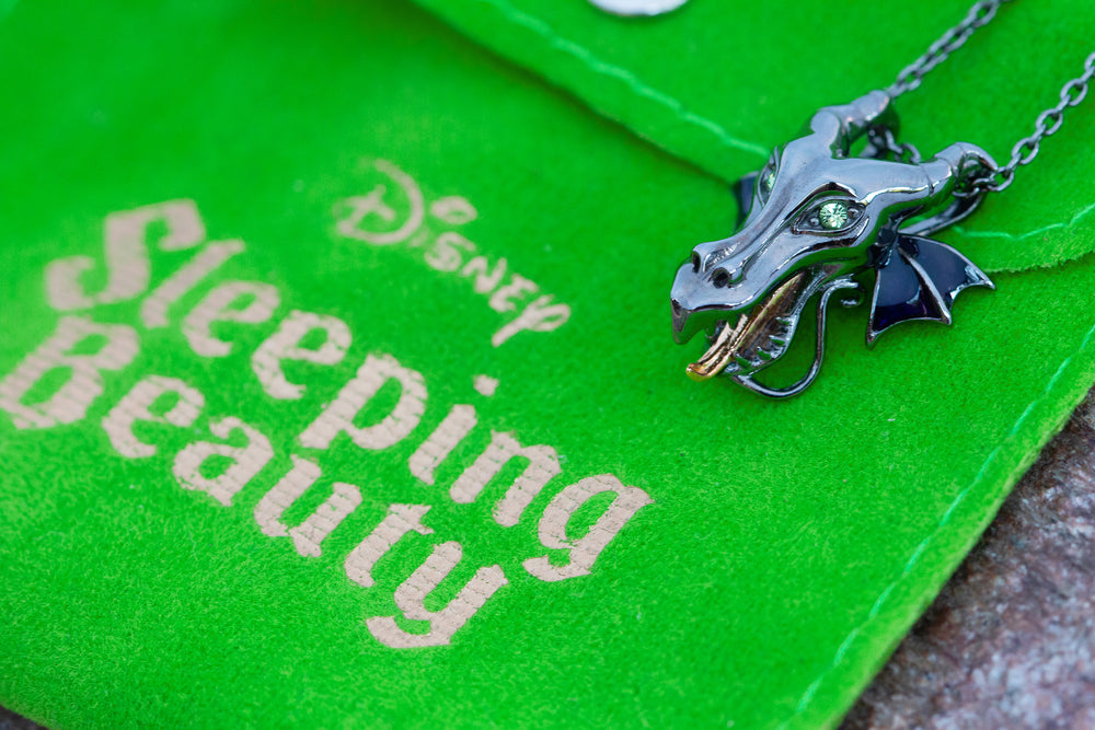 DISNEY'S SLEEPING BEAUTY Maleficent Dragon Pendant