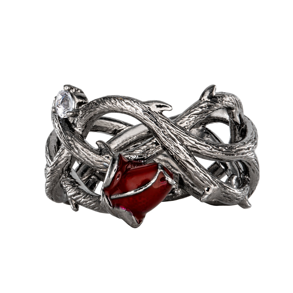 Disney X RockLove SLEEPING BEAUTY Briar Rose Ring - Band