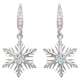 DISNEY'S FROZEN 2 Crystal Snowflake Earrings
