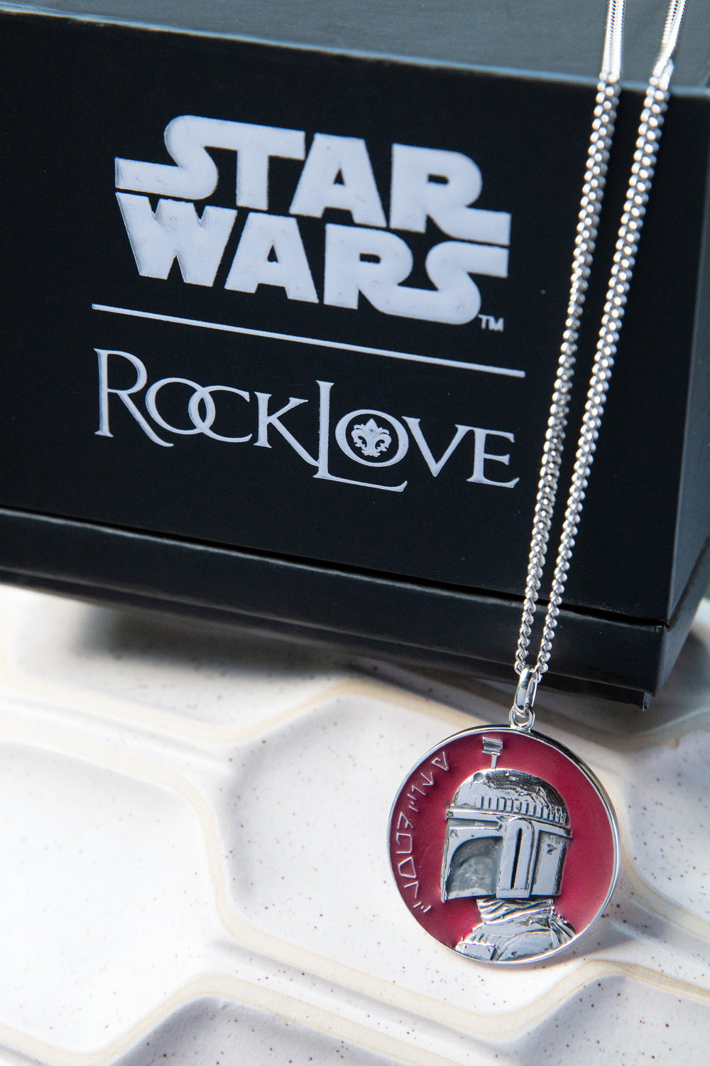 Star Wars™ | RockLove Planetary Medallion - Cloud City
