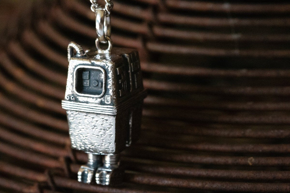 Star Wars™ | RockLove Gonk Droid Necklace