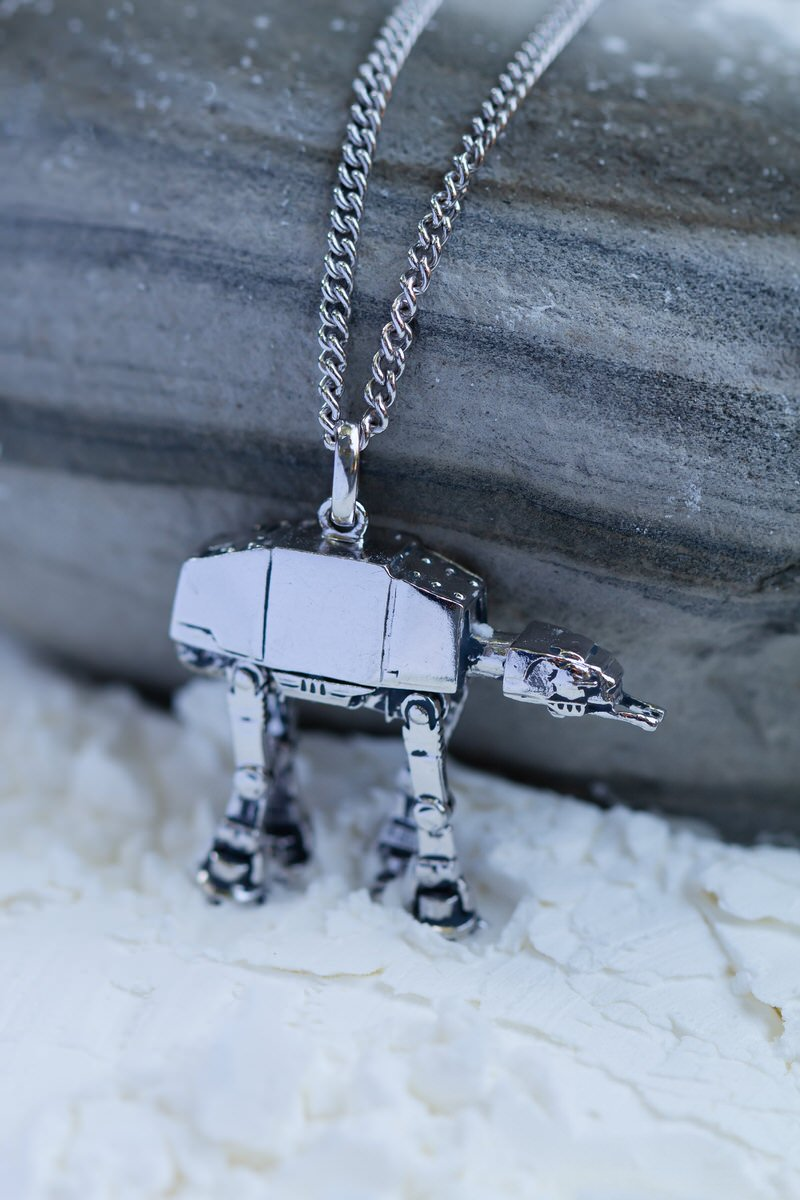 Star Wars | RockLove AT-AT Walker Necklace
