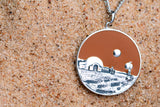 Star Wars™ | RockLove Planetary Medallion - Tatooine