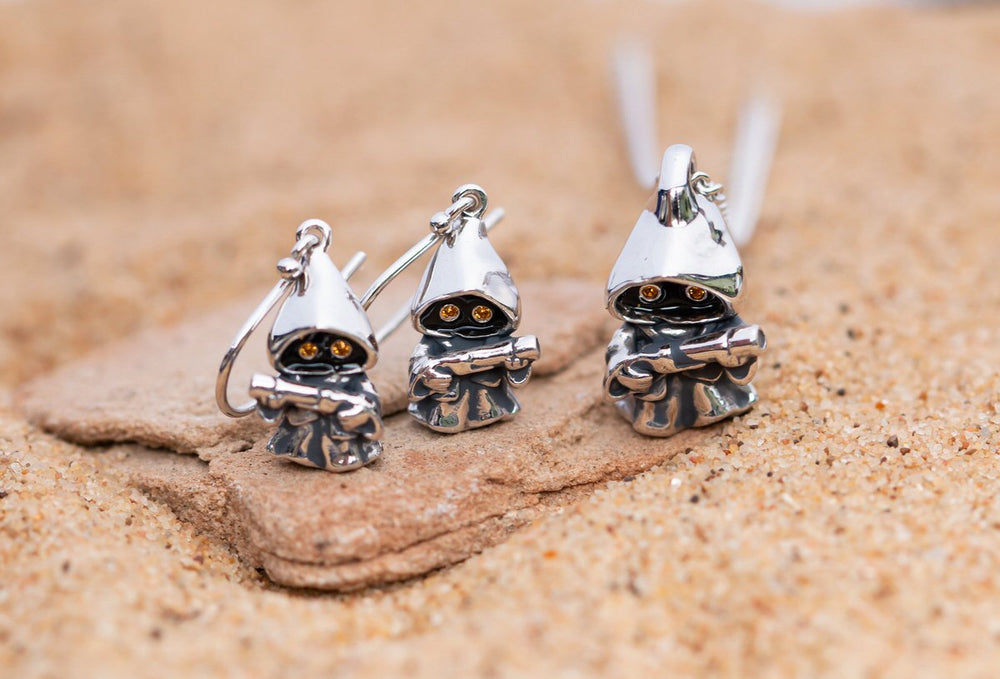 Star Wars™ | RockLove Jawa Earrings