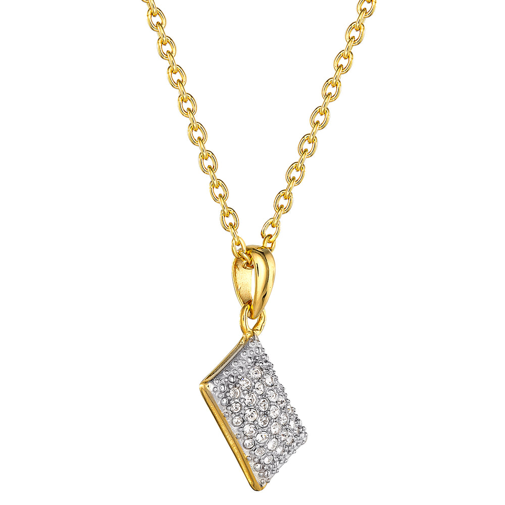 Disney X RockLove THE PRINCESS AND THE FROG Pave Beignet Pendant