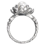 DISNEY'S THE PRINCESS AND THE FROG Water Lily Pearl Ring