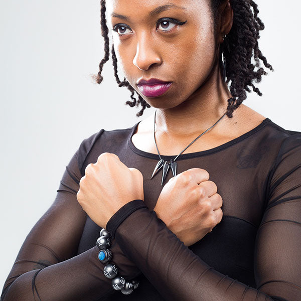Black Panther Kimoyo Bracelet - Collector's Edition