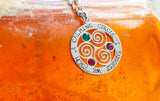 DISNEY'S HOCUS POCUS Calming Circle Necklace