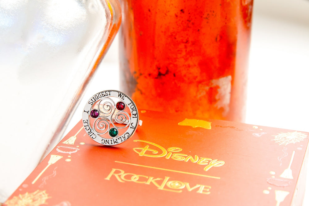 DISNEY'S HOCUS POCUS Calming Circle Ring