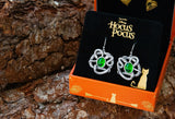 DISNEY'S HOCUS POCUS Snake Earrings