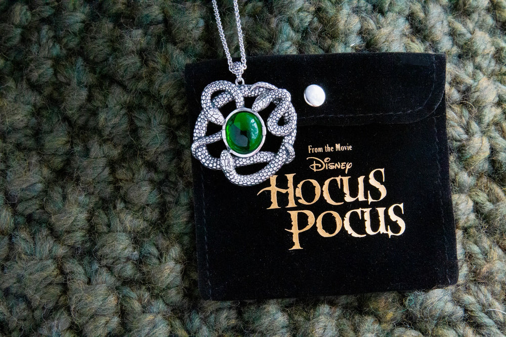 DISNEY'S HOCUS POCUS Snake Necklace