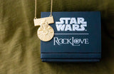 Star Wars™ | RockLove Medal of Yavin Necklace