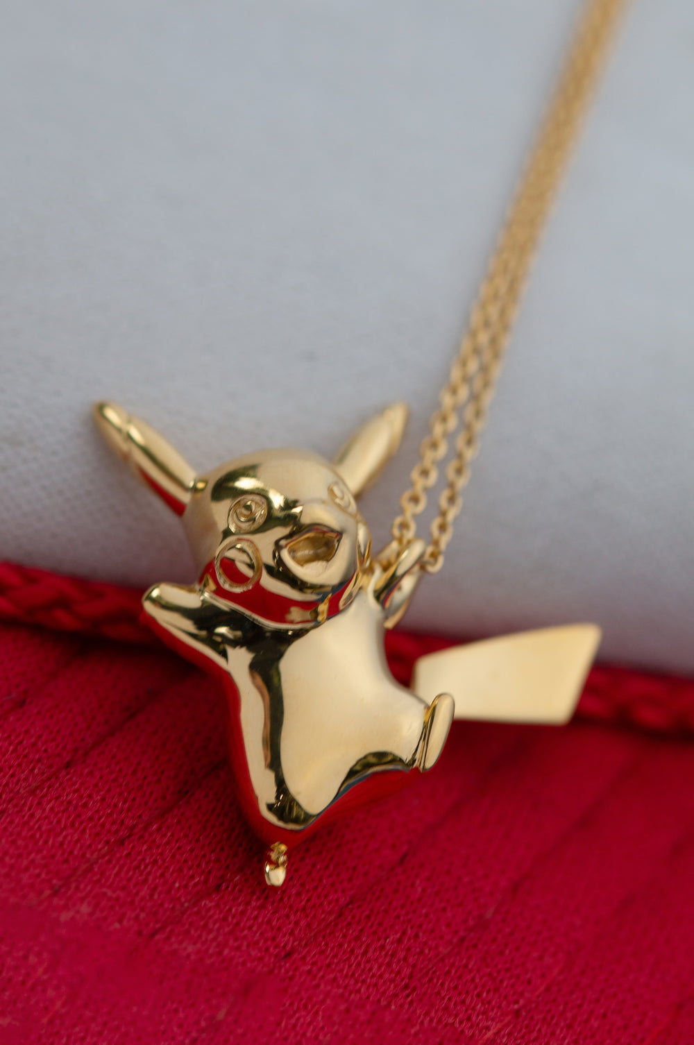 Pokémon X RockLove Pikachu Necklace