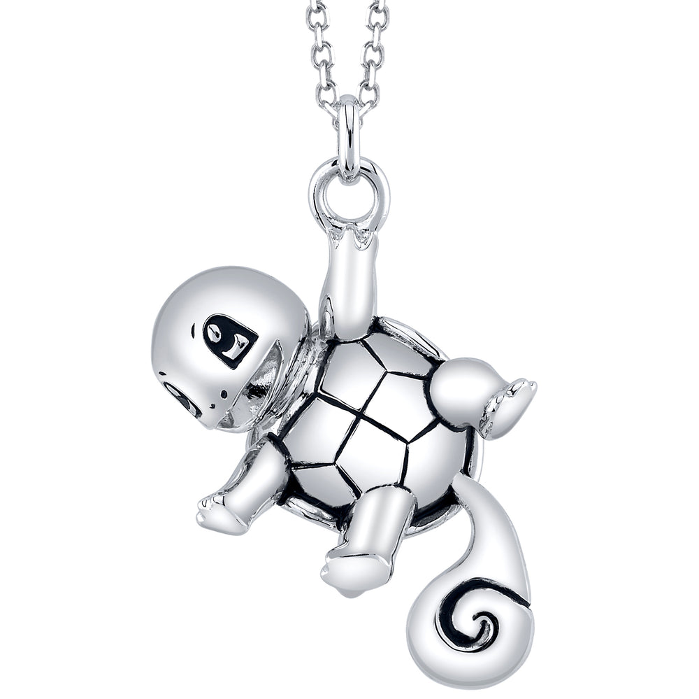 Pokémon X RockLove Squirtle Necklace