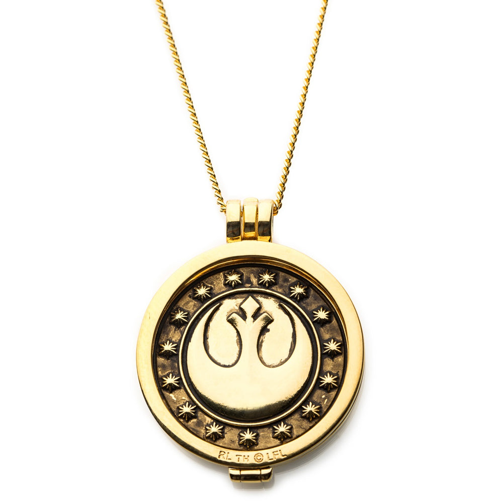 Star Wars | RockLove New Republic Credit - Yellow Gold
