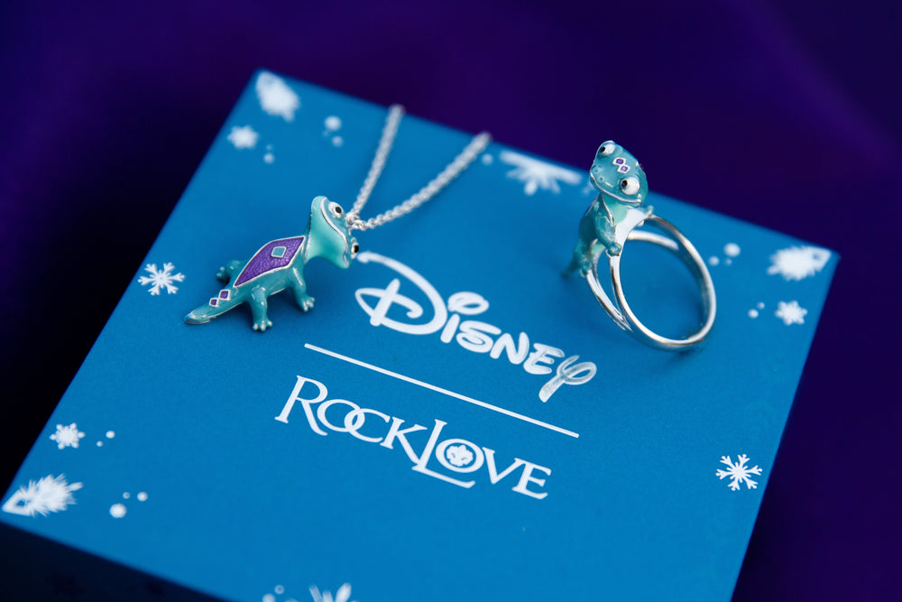DISNEY'S FROZEN 2 Bruni Salamander Ring