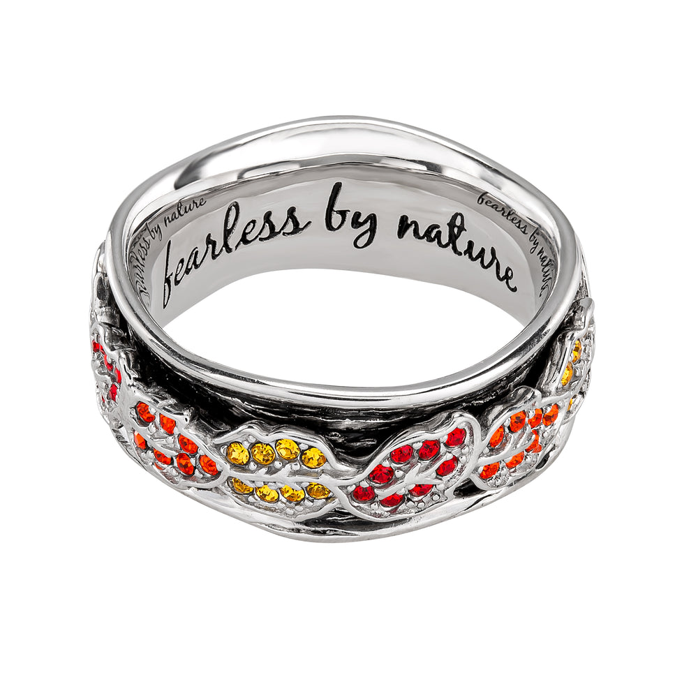 DISNEY'S FROZEN 2 Gale Wind Spirit Spinner Ring