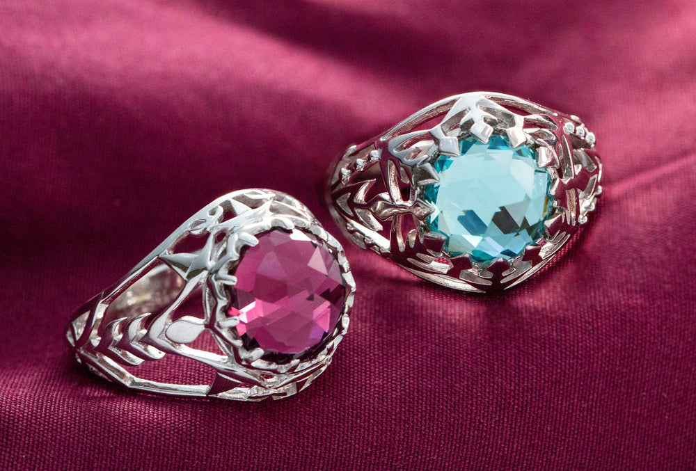 DISNEY'S FROZEN 2 Anna Filigree Ring