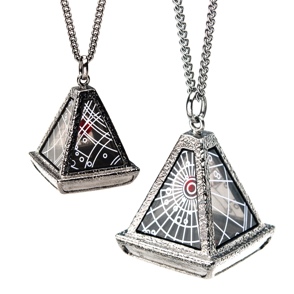Star Wars™ | RockLove Wayfinder Necklace - Black