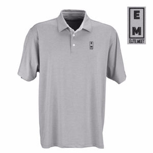 Men's Elite Meet Signature Polo