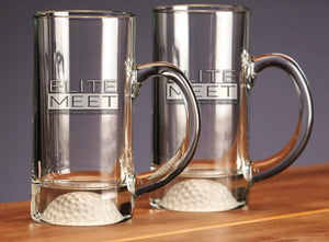"ELITE MEET ""FORE"" BEER MUG"