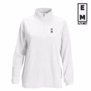 Women's Elite Meet Performance 1/4 Zip Pullover - EliteMeetGear.us