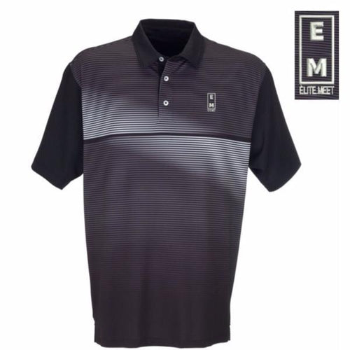 Elite Meet Men's Highline Polo - EliteMeetGear.us