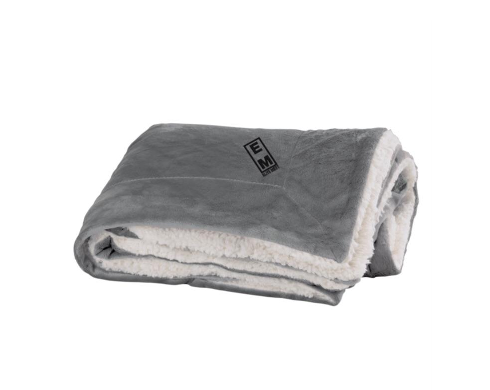 Elite Meet Faux Mink Sherpa Blanket - EliteMeetGear.us