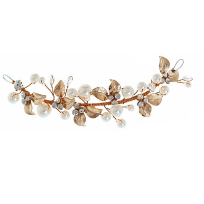 #7104 Stunning crystal mini hair vine  By  Athena Bridal Jewellery