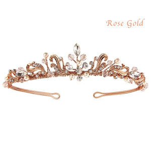 #7090 Clarabelle Tiara Rose gold  by SASSB