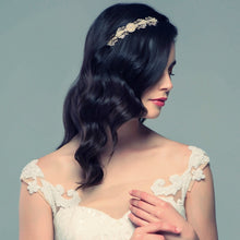 #7082 Gatsby inspired Estelle headpiece  by SASSB