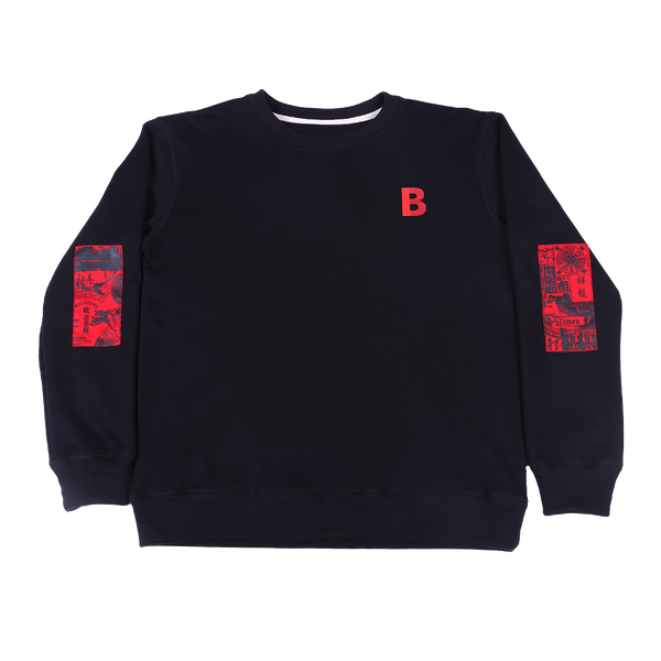 ACS CREW LIMITED ISSUE CREWNECK SWEATER - Badger Invaders
