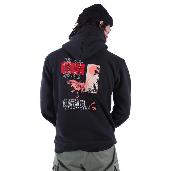 ACS STORK LIMITED ISSUE SWEATER PULL OVER HOODIE - Badger Invaders