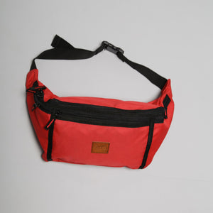 Badger Waist Red