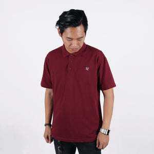 Hlf Log Maroon