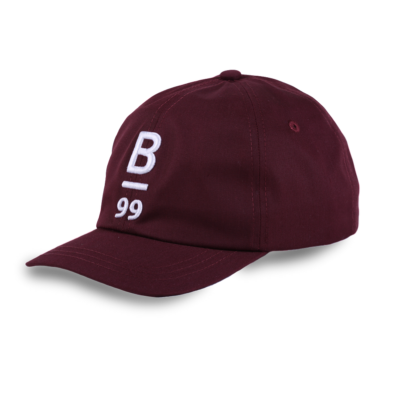 BS99S BDGR MAROON HAT - Badger Invaders