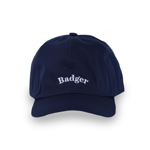 BFOR BDGR NAVY HAT - Badger Invaders