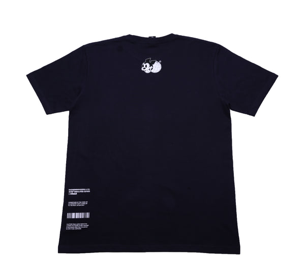 ASTRO BOY X NOSKO NAVY BASIC TSHIRT - Badger Invaders