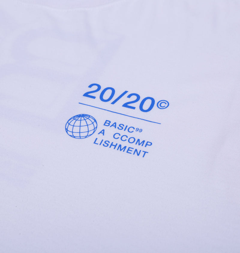 BA LS 2020 WHITE LONG SLEEVE TSHIRT - Badger Invaders