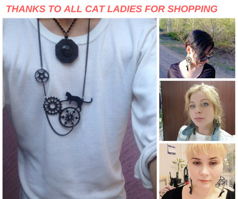 MECHANICAL CAT NECKLACE AND PENDANT REVIEW