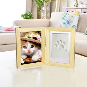 Cat Paw Print Imprint Kit