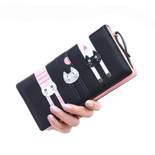 Sexy Cat Lady Purse, Smart Phone Case