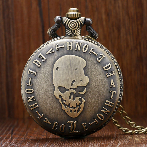 Original Death Note Pocket Watch Pendant-Mewcatx