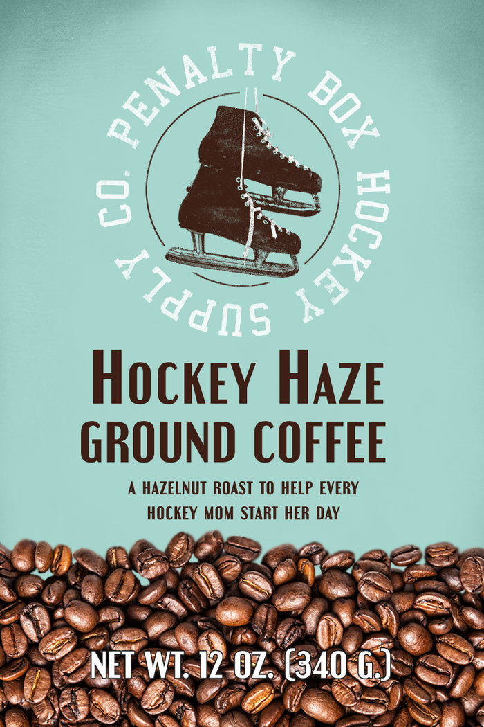 Hockey Haze Coffee