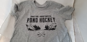 Pond Hockey T-Shirt
