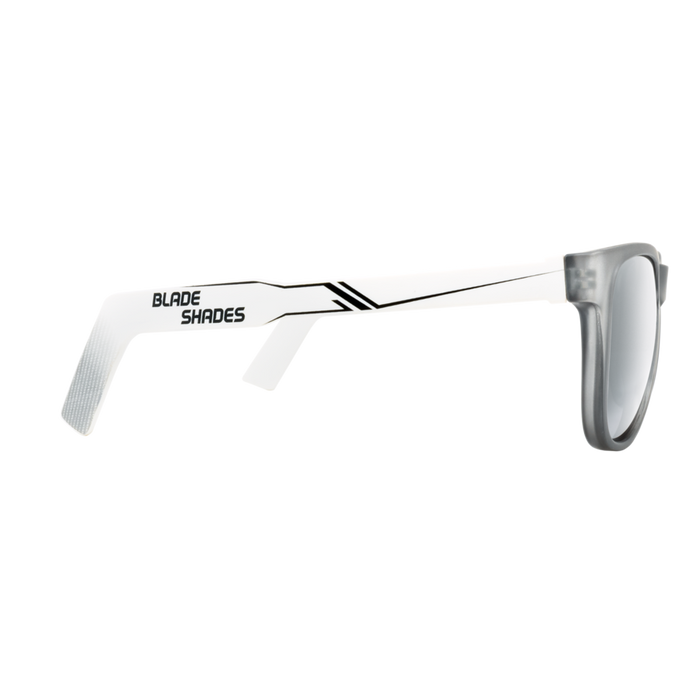 Blade Shades Goalie Glasses White